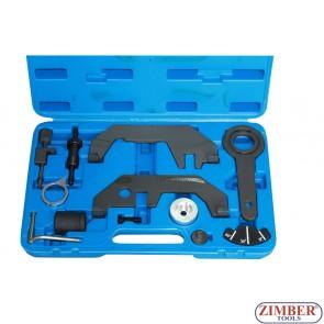 К-т за зацепване на двигатели BMW N62, N73 V8 V12 E60 E63 X5 - ZT-04A2278 - SMANN TOOLS.Под наем 40,00лв. на ден