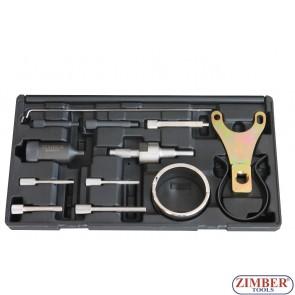 К-т за зацепване на двигатели Citroen, Peugeot 1.8, 2.0, 2.2 - ZR-36ETTS298 - ZIMBER-TOOLS