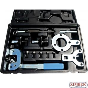 К-т за зацепване на двигатели Fiat / Ford / Suzuki Diesel 1.3 CDI CDDTi TDCi - ZR-36ETTS172 - ZIMBER TOOLS.