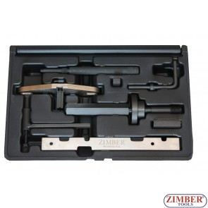 К-т за зацепване на двигатели Ford 1.8 TDDi/TDCi - Chain Drive, ZR-36ETTS29 - ZIMBER-TOOLS.