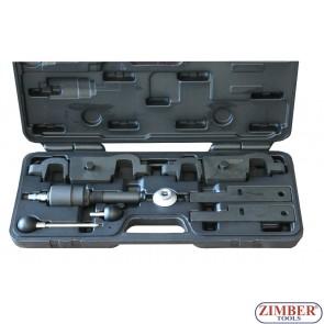К-т за зацепване на двигатели Porsche Cayenne, Panamera 4.5-4.8 V8 - ZR-36PCATK03 - ZIMBER TOOLS.