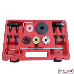 К-т за зацепване на двигатели VAG VW, AUDI VAG 1.8/2.0 TSI, TFSI (EA888) - ZT-04A2176 - SMANN TOOLS