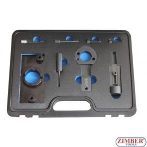 К-т за зацепване на двигатели Vauxhall/Opel 2.0CDTi, Код мотор: 2.0:LFS/B20DTH - ZR-36ETTS325 - ZIMBER TOOLS.