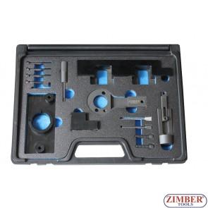 К-т за зацепване на двигатели Vauxhall/Opel 2.0CDTi,Код двигател 2.0:LFS/B20DTH1 - ZR-36ETTS326 - ZIMBER TOOLS.