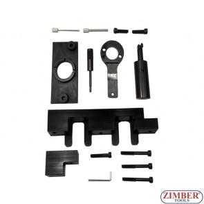 Под наем- К-т за зацепване на двигатели Vauxhall/Opel 2.0CDTi,Код двигател 2.0:LFS/B20DTH1 - ZR-36ETTS326-N - ZIMBER TOOLS.