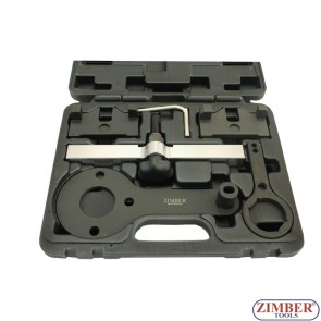 К-т за зацепване на двигатели за BMW - N63 V8, ZR-36ETTSB50 - ZIMBER TOOLS.