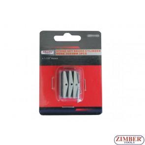 "Камък за хонинг 22mm - 69mm -3бр 1-1/8"" - ZT-04B4063 - SMANN TOOLS"