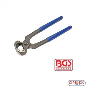 Клещи тип керпеден DIN 5241 180mm. 551, BGS Tools.