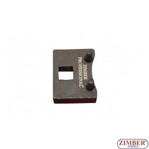 Ключ за обтяжна ремъчна ролка на MITSUBISHI, ZL-6045 - ZIMBER TOOLS.