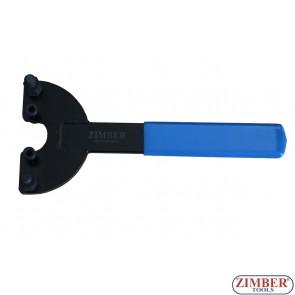 Ключ за фиксиране на шайбата на разпределителен вал (AUDI A2,VW)I - ZR-36BPH02 - ZIMBER TOOLS.
