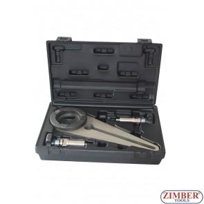 Ключ за застопоряване на шайбата на коляновият вал на BMW N47, N57. ZR-36BCPHT01 - ZIMBER-PROFESSIONAL