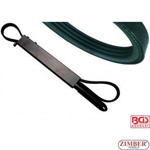 Ключ за застопоряване на ролки и шайби с канален ремък,1026 - BGS