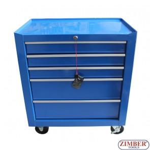 Инструментална количка (шкаф) 5 отделения, SH-5 (TBR2005)