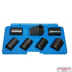 Комплект екстрактори за развалени гайки 1/2-7ч. - ZT-01Z5188 - SMANN TOOLS