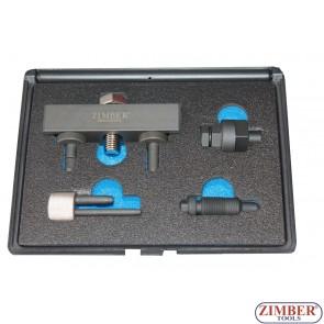 Комплект за центровка на  горивната помпа VAG TDi 2.7/3.0 - ZR-36FPDBKT - ZIMBER TOOLS.