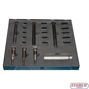 Инструменти за възстановяване на резби на свещи M12 x 1.25 -мм - ZT-01Z5187 - SMANN TOOLS