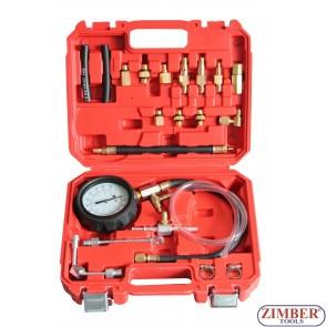 Комплект за тестване на горивния инжекцион, ZT-04105A - SMANN TOOLS