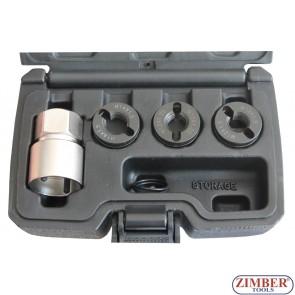 Комплект за възстановяване на резби за болтове на спирачни дискове и главини - ZR-36RAWSTRK01 - ZIMBER TOOLS.