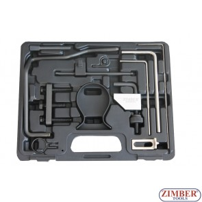 Комплект за зацепване на двигатели PSA Fiat, Citroën,Peugeot 2.0, 2.2  DW10 AND DW12 - ZR-36ETTS297 - ZIMBER TOOLS.