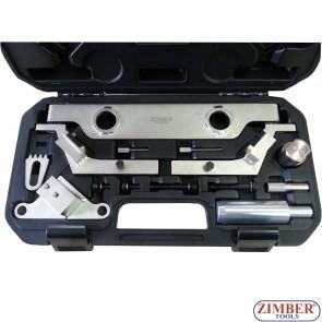 Комплект за зацепване на двигатели VAUXHALL/OPEL, SAAB, CHEVROLET 2.0l и 2.4lt - ZR-36ETTS258 - ZIMBER TOOLS.