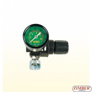 Регулатор на въздух с манометър - LG04.