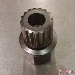 Ключ за секретни болтове на BMW / MINI 36 / 19 шлицове - ZIMBER TOOLS