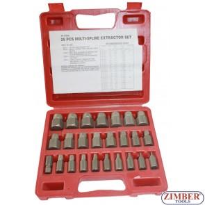 Екстрактори 25 части - ZIMBER (ZR-36MSES)