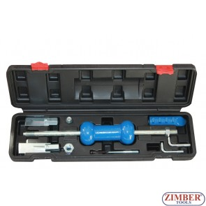 Обратен чук за изправяне на вдлъбнатините по купето 9бр - ZT-05016A - SMANN TOOLS.