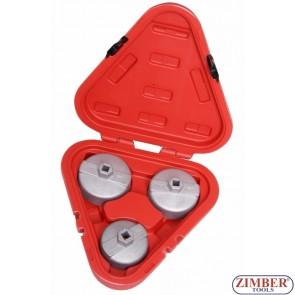 Комплект чашки за маслен филтър за Toyota 3 части, 3605 - NEILSEN.