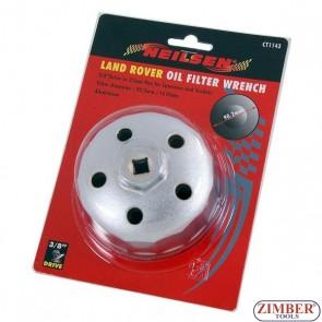 Чашка за маслен филтър 15-стенна  Ø 90.2 mm. за Land Rover,1143 - NEILSEN