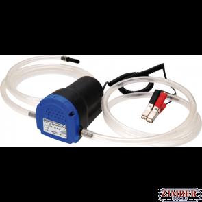 Елекстрическа помпа 12v за източване на масло трансфер на течности, дизел, вода (9910) - BGS technic
