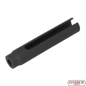 Вложка за дюзи и датчици удължена 22mm - 1/2-  ZR-36OSS422 - ZIMBER-TOOLS