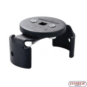 Ключ за маслен филтър 60mm-80mm 3/8Dr - 9B0701 - FORCE