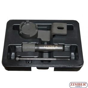 Под наем - к-т за зацепване на двигатели - Chrysler /Jeep 2.8 CRD, 3pcs - ZR-36ETTS211 - ZIMBER TOOLS.