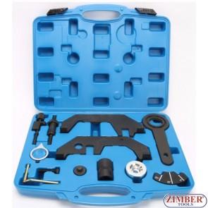 Под наем -К-т за зацепване на двигатели BMW N62, N73 V8 V12 E60 E63 X5 - ZT-04A2278 - SMANN TOOLS.