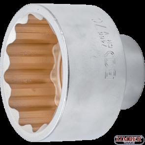 "Socket, 12-Point | 20 mm (3/4"") Drive | 70 mm,7466- BGS technic"