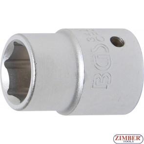 """Вложка шестостенна (3/4"""") 22 mm -3422 - BGS- technic."""