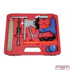 Спот чук за изправяне на вдлъбнатини по купето на автомобили к-т, ZT-04C1067 - SMANN-TOOLS