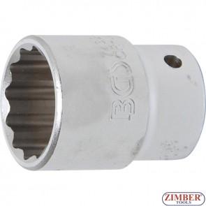 Вложка 32-mm 3/4 дванадесетостенна - 7432 - BGS technic.