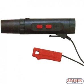 Стробоскоп Самозахранващ 12Volt  (на батерии) ZR-39TLSP - ZIMBER TOOLS.
