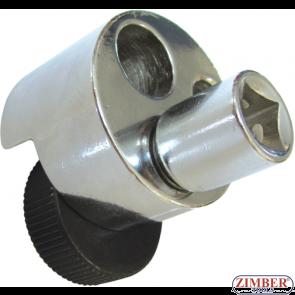 Екстрактор шпилководач универсален 6 - 19 mm - (8799) - BGS technic.