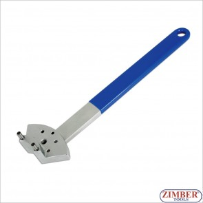 Ключ за обтягане на ролки AUDI, VW - ZR-36BTAT - ZIMBER-TOOLS