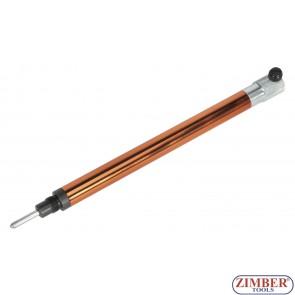 Стойка за индикатор за горна мъртва точка 14мм х 1.25, ZR-36TDCAT - ZIMBER-TOOLS