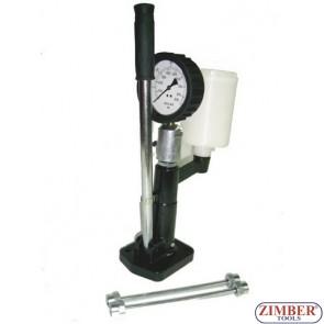 Под наем -Тестер за измерване налягането при дизелови дюзи  - ZR-36INT ZIMBER - TOOLS