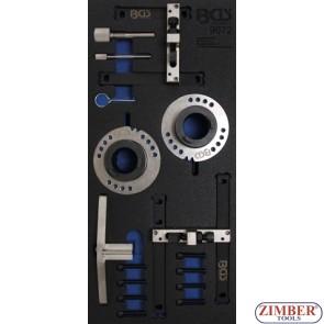 Комплект за зацепване на двигатели Ford 1.0, 3-cylinder Ecoboost - 9072 - BGS- technic.