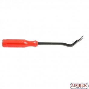 Инструмент за изваждане на щипки 240 mm. ZR-36DPR02 - ZIMBER-TOOLS