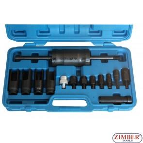 Под наем - К-т обратен чук за вадене на дюзи, ZT-04A3002 - Инструмент под наем 40 лв за 24 часа