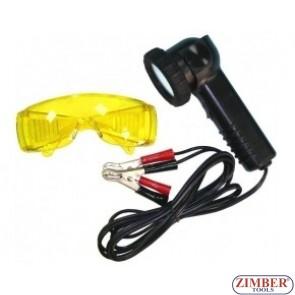 UV лампа за автоклиматици 12V. 50w - ZR-36UVDL12V - ZIMBER-TOOLS
