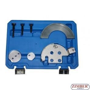 К-т инструменти за монтаж на многоканални ремъци, ZT-04A2209-SMANN TOOLS.