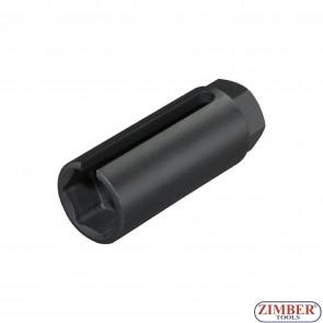 "Вложка за дюзи и датчици - 3/8"" 22mm  (ZR-41VSS01 ) - ZIMBER-TOOLS"